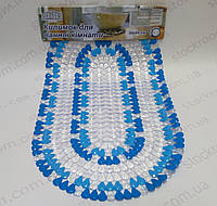 Силиконовый коврик Helfer 59-255-007 для ванной комнаты, фото 1