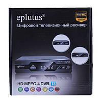 Eplutus Hd MPEG-4 DVB T2 спутниковый ресивер, фото 1