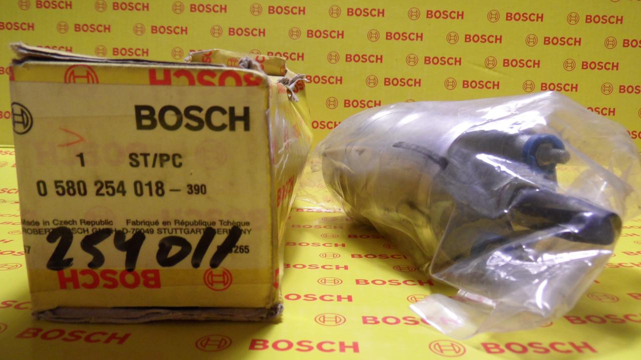 Авто электробензонасос BOSCH, 0580254018, 0580254011, 0 580 254 018, 0 580 254 011,