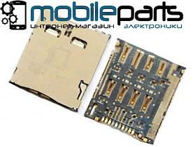 Коннектор Sim-карты Asus Me371 MG Fone Pad