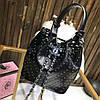 Модная женская сумка Chanel Шанель дорогой Китай черная