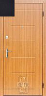 Входная дверь Статус Классик Венге Темный FS-107 (860) R