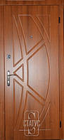 Входная дверь Статус Классик Дуб Золотой FS-101 (960) L