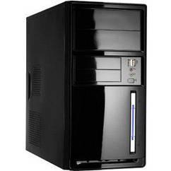 "Настольный Офисный ПК Q6600 X4-2.4GHz/HD5450/4GB DDR3/250GB/300W/DVD RW ""Over-Stock"" Б/У"