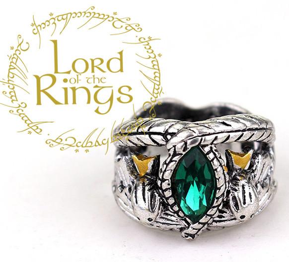 Кольцо Барахира Властелин колец Lord of the Rings размер 18 ( американский 8)