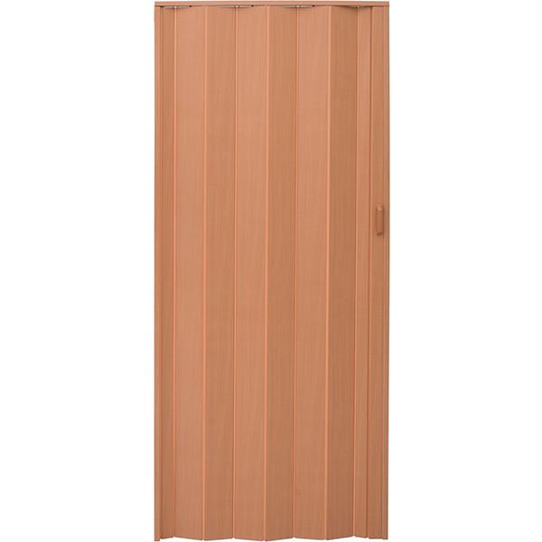 Двери-гармошка ПВХ Vinci Decor Melody 2030x820 мм бук 4241