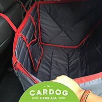 Автогамак Трансформер Доггин (4в1) чехол,накидка,подстилка для перевозки собак в машине