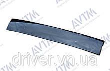 Зимня накладка (глянсова) Citroen Berlingo 2004-2008 (бампер низ)