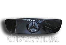 Зимня накладка (глянсова) Mercedes Sprinter 2006-2014 (решітка)