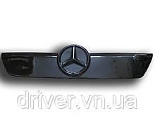Зимня накладка (глянсова) Mercedes Sprinter CDI 2000-2002 (стара решітка)