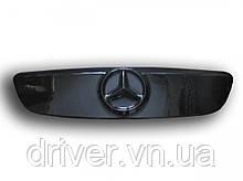 Зимня накладка (глянсова) Mercedes Vito 2003-2014 (решітка)