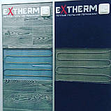 Двужильный нагревательный мат для пола EXTHERM ЕТ ЕСО 400-180, фото 3