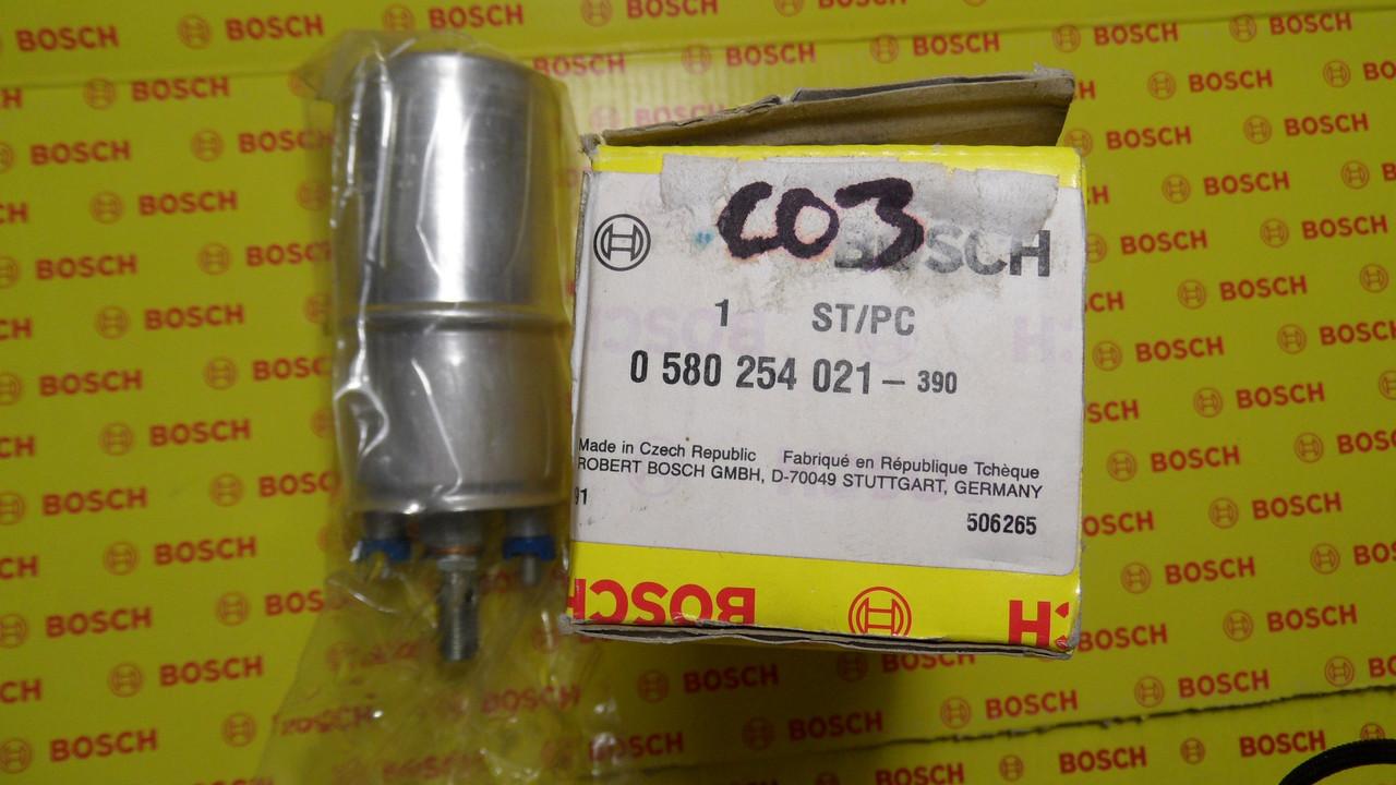 Бензонасосы Bosch, 0580254021, 0580254033, 0 258 254 021, 0 580 254 033, 0580254040,