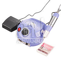 Фрезер Master Professional MP-202 на 35 Вт и 30000 об/мин для маникюра и педикюра (blue)