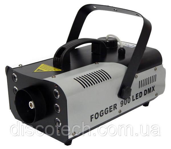 Генератор дыма 1200W Free Color SM026 DMX