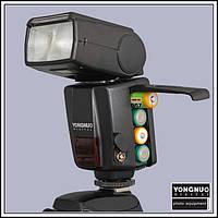 Вспышка Yongnuo yn-468II i-TTL для Nikon гарантия 6 месяцев, фото 1