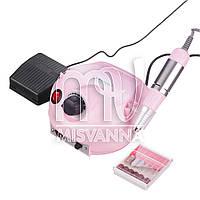 Фрезер Master Professional MP-202 на 35 Вт и 30000 об/мин для маникюра и педикюра (pink)