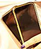 Черный Бампер Iphone 6 PLUS 5.5дюймов Сваровски