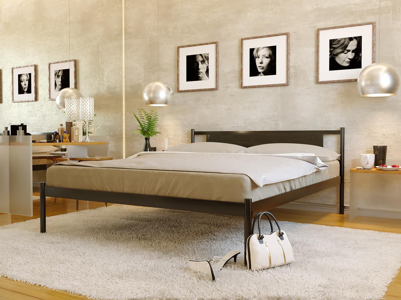 Кровать металлическая Флай Нью-1 (FLY NEW)