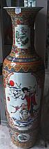 Ваза  большая керамическая 132 см Китай