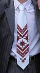 Вышитый галстук - стильный подарок!