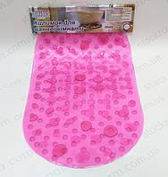 Силиконовый коврик для ванной комнаты Helfer 59-255-006