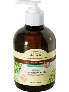 """Интимное мыло """"Чайное дерево» (Зеленая аптека) - нежное антибактериальное средство"""
