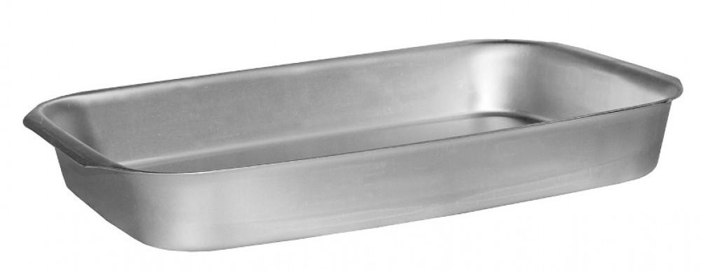 Противень алюминиевый 260*364*45 мм Калитва 3262