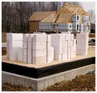 Строительство из газосиликатных блоков - газобетонных блоков – устройство окон и дверей