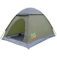 Палатка 2-х местная GreenCamp 3005