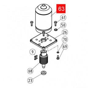 Электродвигатель RB350/RB400 (RBA01R01)