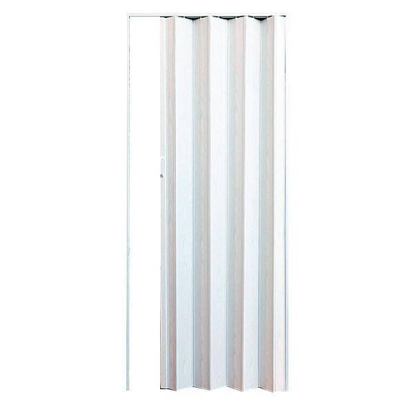 Двери-гармошка ПВХ Solo 2030х820 мм мрамор