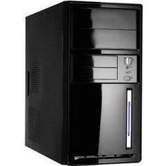 "Настольный Офисный ПК E3400 X2-2.6GHz/2GB DDR3/500GB/300W ""Over-Stock"" Б/У"