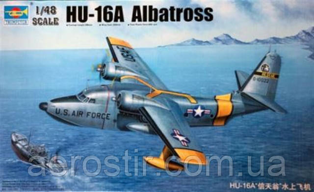 HU-16A Albatross 1/48 Trumpeter 02821