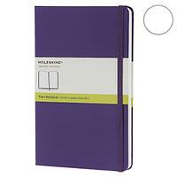 Блокнот Moleskine Classic средний фиолетовый QP062H1