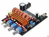 Усилитель D-класс 2*50 1*100Вт TDA3116D2  сабвуфер підсилювач плата аудио, фото 2