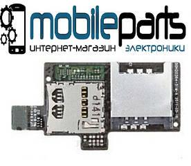 Коннектор Sim-карты HTC Z710e G14 | Z715e G18