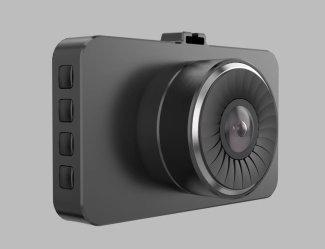 Видеорегистратор IPS30 угол обзора 170 градусов 1296p SUPER HD с ips экраном 2 камеры