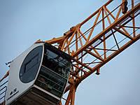 QTZ 125 аренда башенного крана
