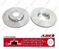 Тормозной диск передний  (288x25mm) / AUDI A6, AUDI A6 Avant (C4,C5) - ABE (C3W018ABE)