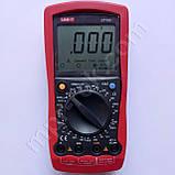 Цифровой автомобильный мультиметр UNI-T UT105 (UTM 105), фото 2