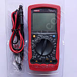 Цифровой автомобильный мультиметр UNI-T UT105 (UTM 105), фото 3