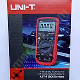Цифровой автомобильный мультиметр UNI-T UT105 (UTM 105), фото 4