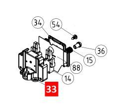 Копия Блок концевиков для RB1000 (PRRB05)