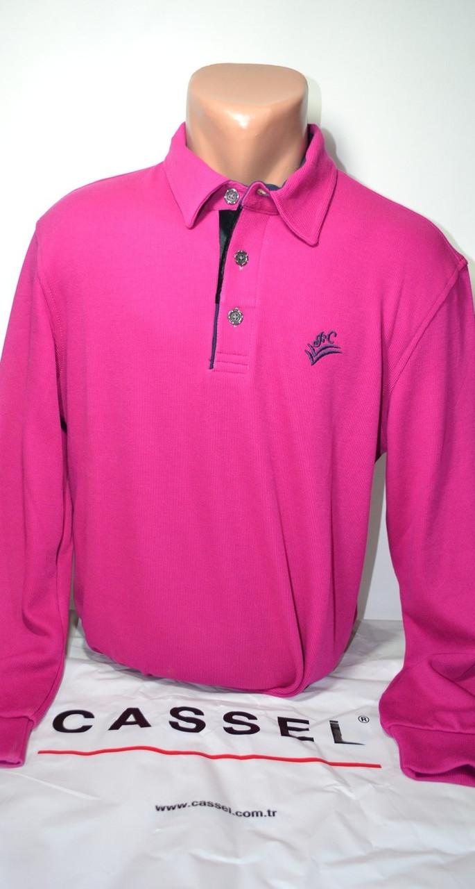 Трикотажная рубашка CASSEL (размер S.M.L.XL.XXL)
