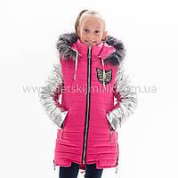 "Зимняя куртка для девочки ""Камилла- зима "", Зима 2019 года, фото 1"