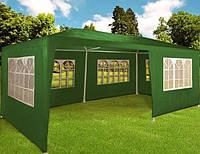 Павильон садовый 3 х 6 м Зеленый