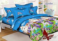 Комплект постельного белья полуторный ТМ Таg Raribot