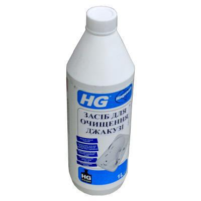 Средство для чистки HG для джакузи 1 л