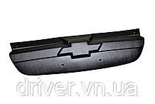 Зимня накладка матова Chevrolet Aveo 2006-2011 (верх)